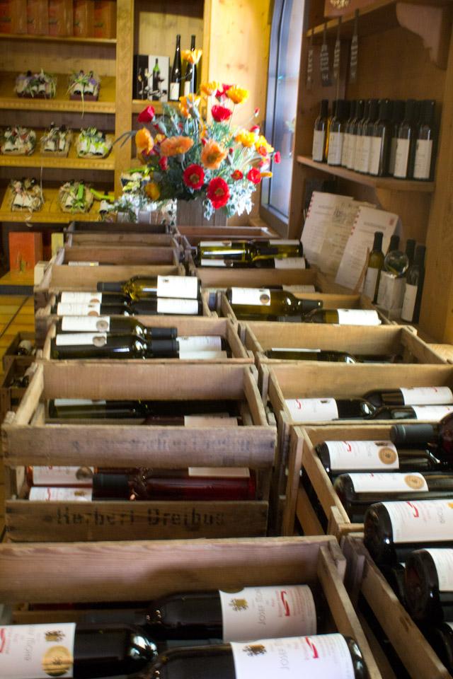Weinladen Weingut Mohr - Weinkisten