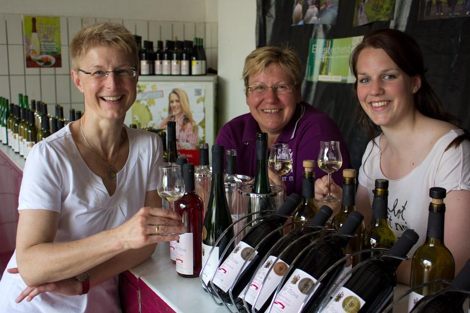 Wein probieren an den Weinprobiertagen - Bensheim