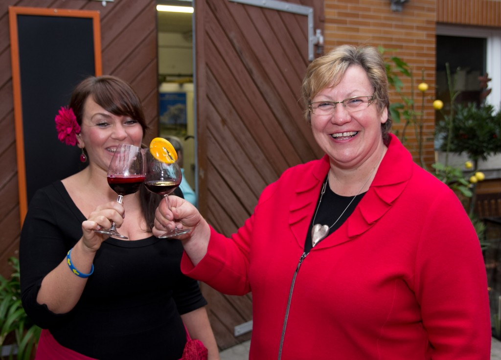 Weinprobe Paella und Wein in Bensheim