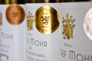 Weine von hoher Qualität - Weingut Mohr aus Bensheim