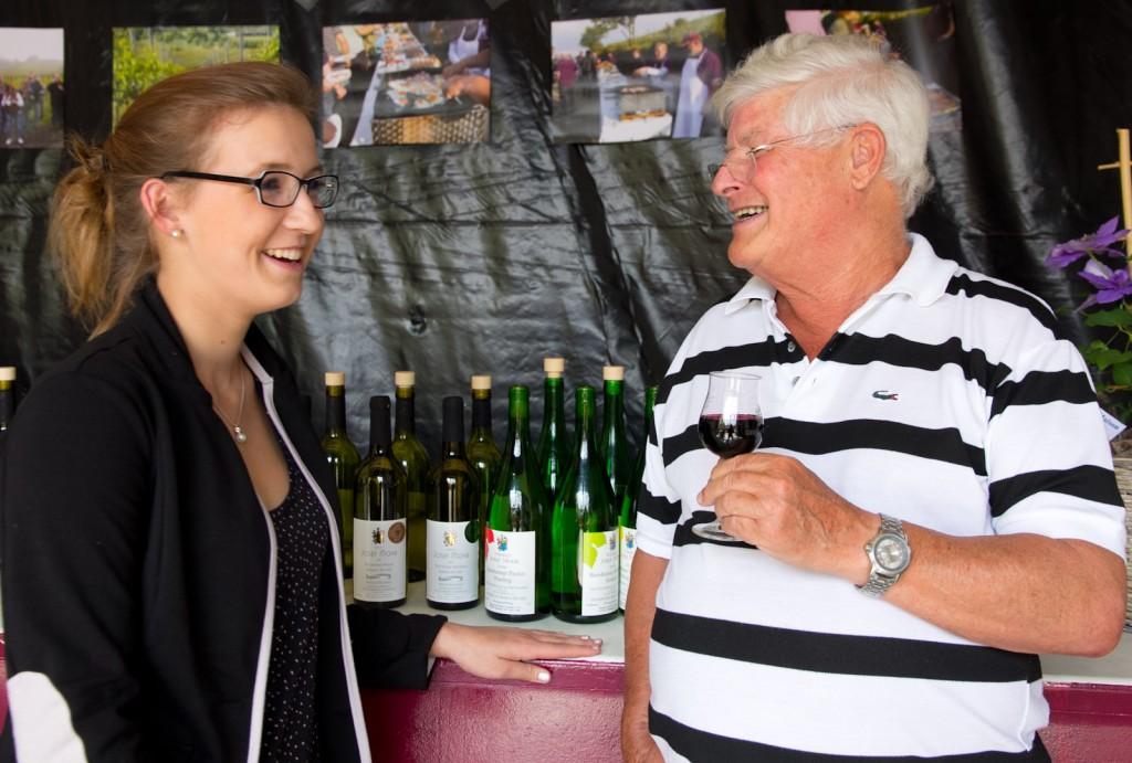 Weinprobiertage im Weingut Mohr Bensheim