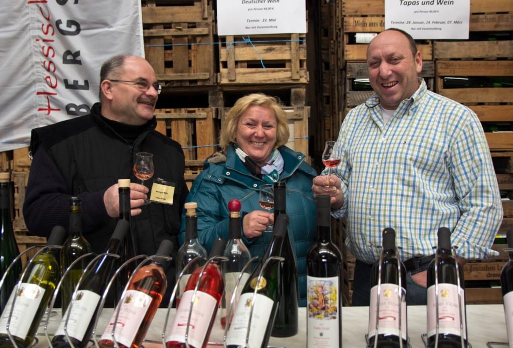 Weingut Mohr Hausmesse 201